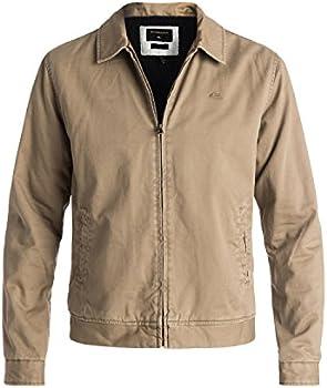 Quiksilver Mens Everyday Billy Harrington Jacket