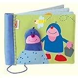 : Little Max Mole Finger Puppet Soft Book