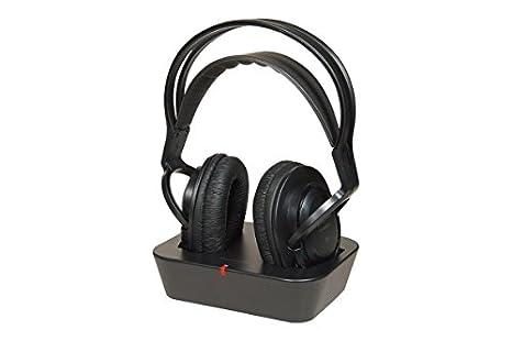 Panasonic RP-WF830E-K - Auriculares de diadema cerrados inalámbricos, negro: Amazon.es: Electrónica