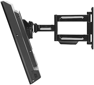 Peerless Full-Motion Plus Wall Mount 22 – 40 Inches LCD, Black