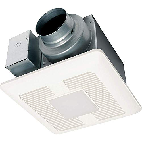 Panasonic FV-0511VQL1 WhisperCeiling Multi-Flow Bathroom Fan, White