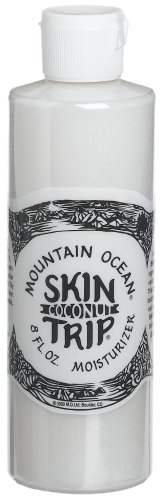 Mountain Ocean Skin Trip Moisturizer, Coconut , 8-Ounces (Pack of 3)