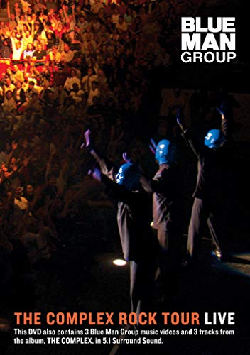 Blue Man Group - The Complex Rock Tour Live by Alfred Music (Image #2)