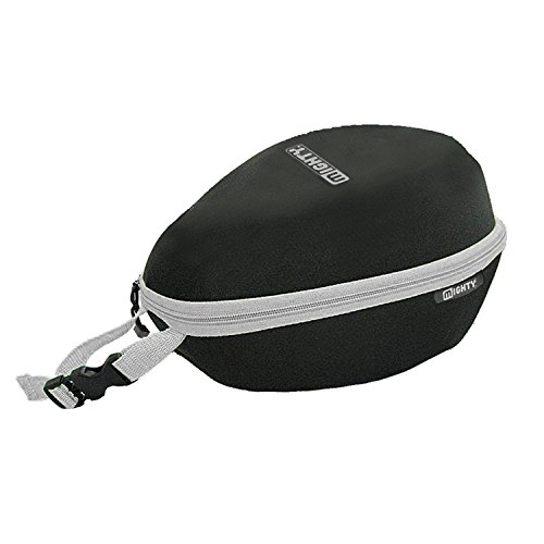 MIGHTY Unisex's Helmtas Zwart