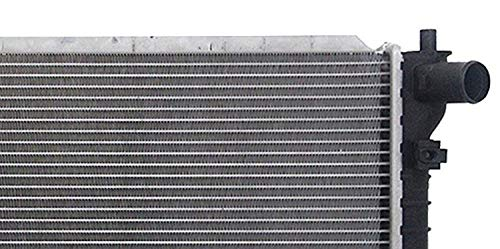 TYC 2408 Replacement Radiator for Mazda 626