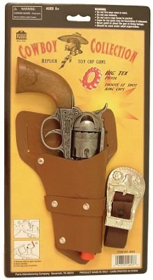Cowboy Gun (Cowboy Collection Big Tex Cap Pistol and Holster Set for)
