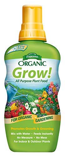 - Espoma GR24 2-2-2 Organic Grow, 24 oz Fertilizer, LAWNGARD
