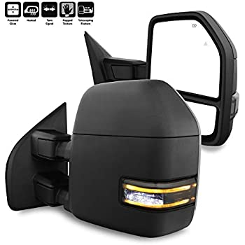 Amazon Com Jzsuper Towing Mirrors For Ford F150 Pickup
