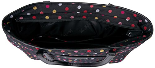 Handbag Dots Black Trimmed Women's Bradley Shoulder Havana Vera Small Vera 8afw6Yc