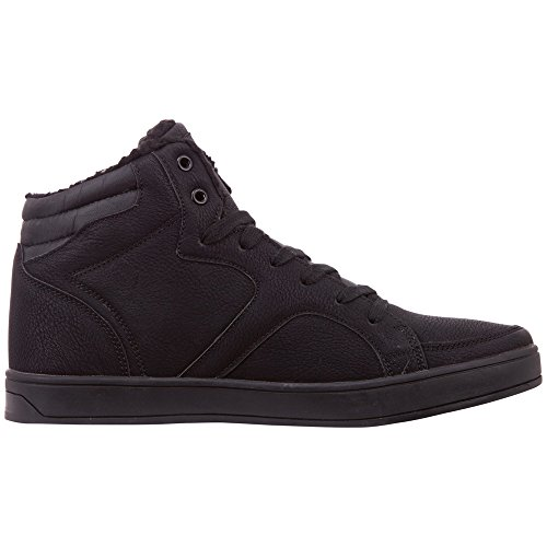 Noir grey Baskets black Nanook Kappa 1116 Homme Hautes XfYxw