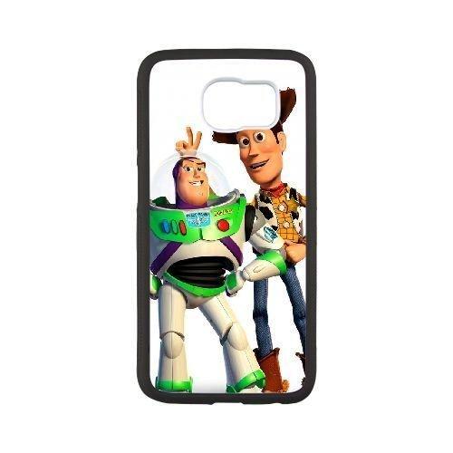 samsung_galaxy_s6 phone case White Toy Story DFG8459339