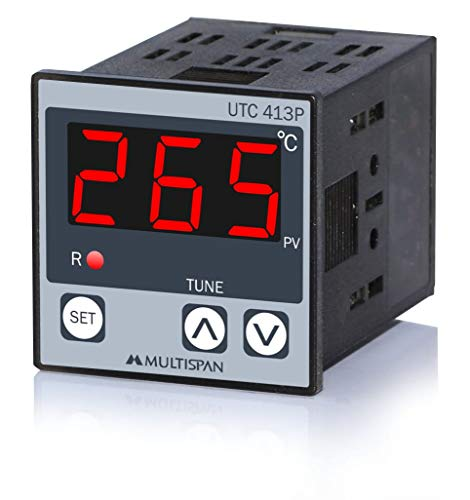 MULTISPAN PID Temperature Controller (48x48x95 mm, Black) (B01CP3QPUI) Amazon Price History, Amazon Price Tracker