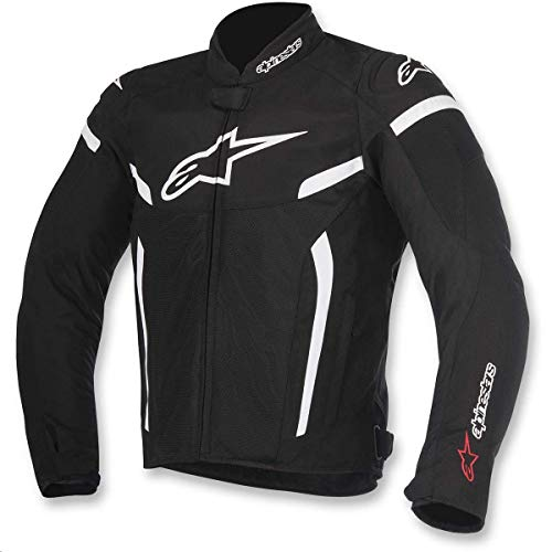 Alpinestars T-GP Plus R v2 Air Jacket (X-LARGE) (BLACK/WHITE) from Alpinestars