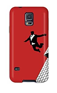 LJF phone case Rachel B Hester Premium Protective Hard Case For Galaxy S5- Nice Design - Unknown