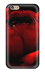 Fashion Tpu Case For Iphone 6- Red Love Defender Case Cover