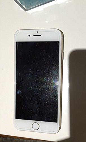 Powerdigital(tm) [[ 2 Pack ]] Glitter Diamond Sparkling Tempered Glass Screen Protector for Iphone 6 4.7
