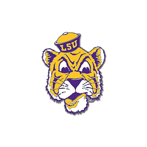 LSU Tigers Official NCAA Lapel Pin by Wincraft (Lsu Tigers Pins)