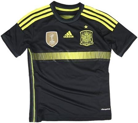 adidas España jóvenes Jersey YL: Amazon.es: Deportes y aire libre