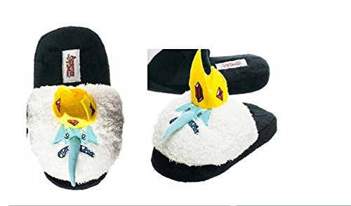 Adventure Time Ice King Plush Slipper - Size (Ice King And Gunter Costume)