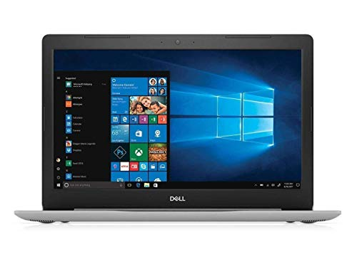 Dell15.6'' Inspiron FHD Laptop Computer - Intel Quad-Core i7-8550U up to 4.0GHz, 16GB DDR4, 256GB SSD + 1TB HDD, DVD-RW, HDMI, Webcam, Bluetooth, Backlit Keyboard, Wins -