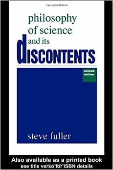 Book Philosophy of Science and Its Discontents, Second Edition