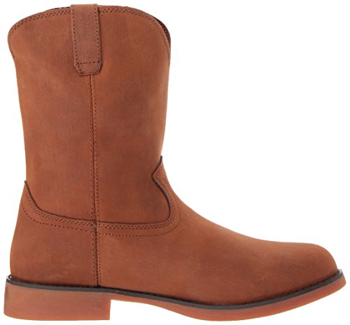 Boot Prairie Chestnut prairie Calf Mid Kids Boot Georgia GB00049 chestnut Unisex OY40Cq
