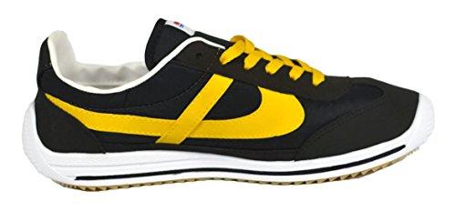 PANAM Tennis Shoes | Classic & Iconic | Handcrafted Zapatillas | Peligro | (US) Men 9.5 / Women 11