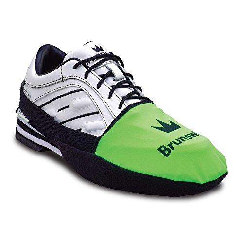 Neon Green Brunswick Bowling Products Shoe Slider