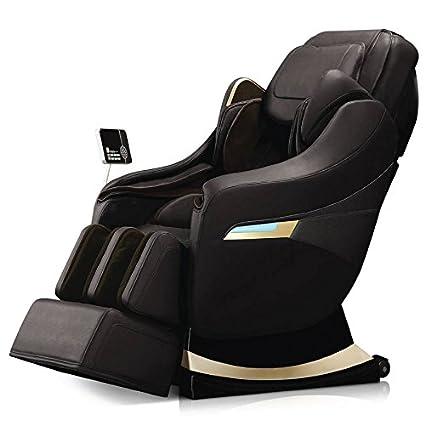 Merveilleux Titan Pro Executive A Massage Chair, Black, Zero Gravity Massage, 3D  Intelligent