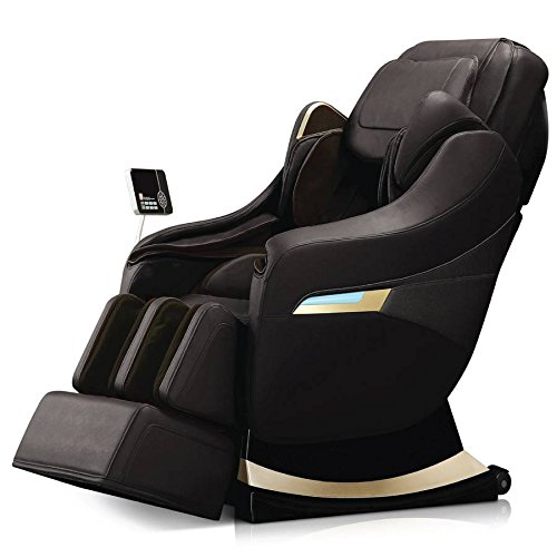 Merveilleux Titan Pro Executive A Massage Chair, Black, Zero Gravity Massage, 3D  Intelligent Massage Technology, Toe Massage, Adjustable Shoulder Massage,  Arm Massage, ...