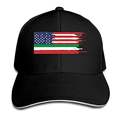 Rome Italy Adjustable Baseball Caps Sandwich Cap