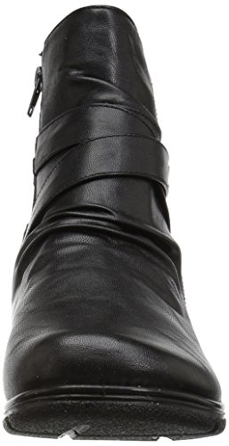 Easy Black Street Bootie Questa Women's Ankle r1qrX