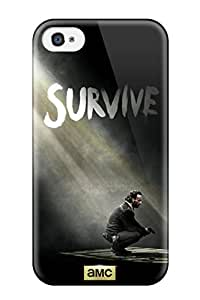Jerry marlon pulido's Shop Hot 4936214K76055791 Special AnnaSanders Skin Case Cover For Iphone 4/4s, Popular The Walking Dead Phone Case