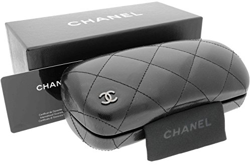 chanel-quilted-sunglass-sunglasses-case-lense-cloth-pouch-leaflet-black