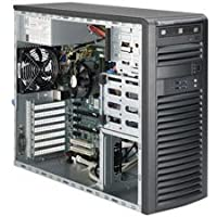 Supermicro SuperWorkstation 5039A-IL Barebone System Mid-tower - Intel C236 Chipset - Socket H4 LGA-1151 - 1 x Processor Support SYS-5039A-IL