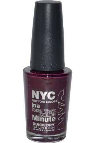 Amazon.com : New York Color In A New York Color Minute Quick Dry ...