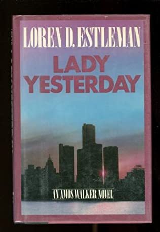 book cover of Lady Yesterday