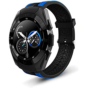 Amazon.com: LEMFO LF18 New Bluetooth smartwatch MTK2502C ...