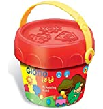 Giotto be-bè 467600 - Pack de 5 botes de pastas para jugar y accesorios
