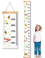 Baby Growth Chart Height Handing Ruler Wall Decor for Kids