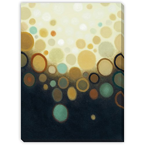 Gallery Direct Sean Jacob's 'Garden Variety Gold I' Gallery Wrapped Canvas