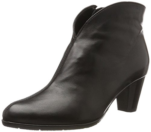 Boots Toulouse St Schwarz ara Rot Women's vOzqPT