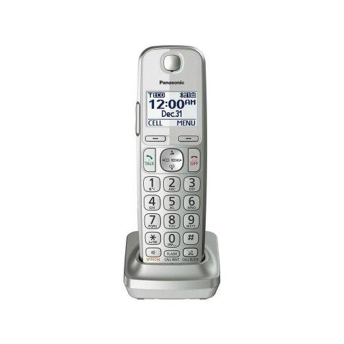 Panasonic KX-TGEA40S Dect 6.0 Digital Additional Cordless Handset for KX-TGE463S/KX-TGE474S/KX-TGE475S (Renewed)