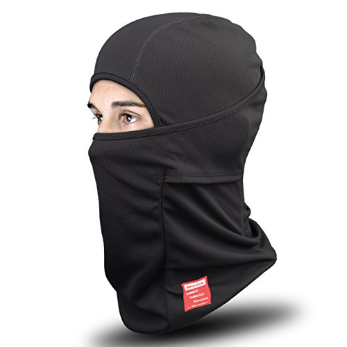 DIMPLES EXCEL Balaclava Motorcycle Tactical Skiing Face Mask [2-PACK] – DiZiSports Store