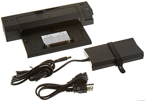 Dell E-Port Plus Advanced Port Replicator with USB (Large Image)
