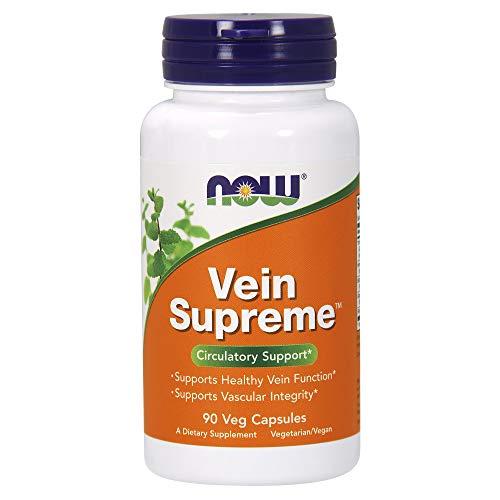 Now Supplements, Vein SupremeTM Combination of Botanical Ingredients Featuring TrunorinTM, 90 Veg Capsules