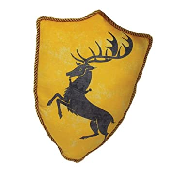 Game of Thrones - House Baratheon Sigil Throw Pillow
