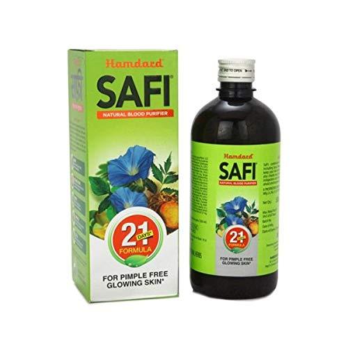 Hamdard Safi Blood Purifier Syrup, 100ml