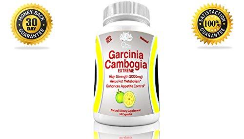 Carb Blocker Extreme, diurétique et Fat Burner Meilleur Vendeur - Tous coupe-faim naturel -Carb Blocker- pur Garcinia Cambogia 1000mg cliniquement Supplément de perte de poids éprouvée 100% sans OGM - 60% HCA avec du calcium et de potassium - Top Rated In