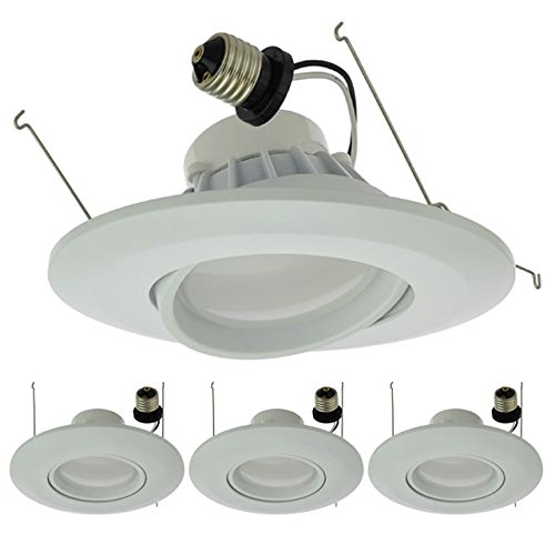 LEDwholesalers Compatible Recessed Adjustable Downlight product image